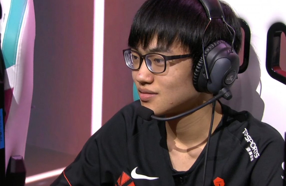Top Esports Continued China's League Pro League Dominance, Extended Win Streak To Seven In Week 5