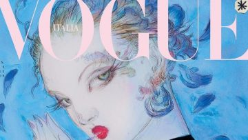 Vogue Italy Issues First Photo Free Edition to Save the Environment -- Should Others Follow?