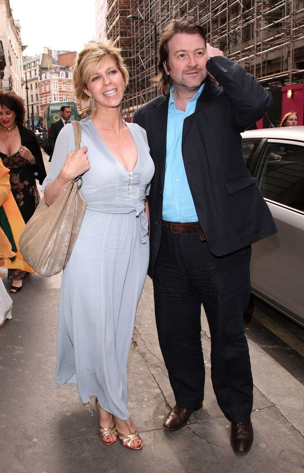 Kate Garraway and Derek Draper weren't sure about each other when they were first introduced