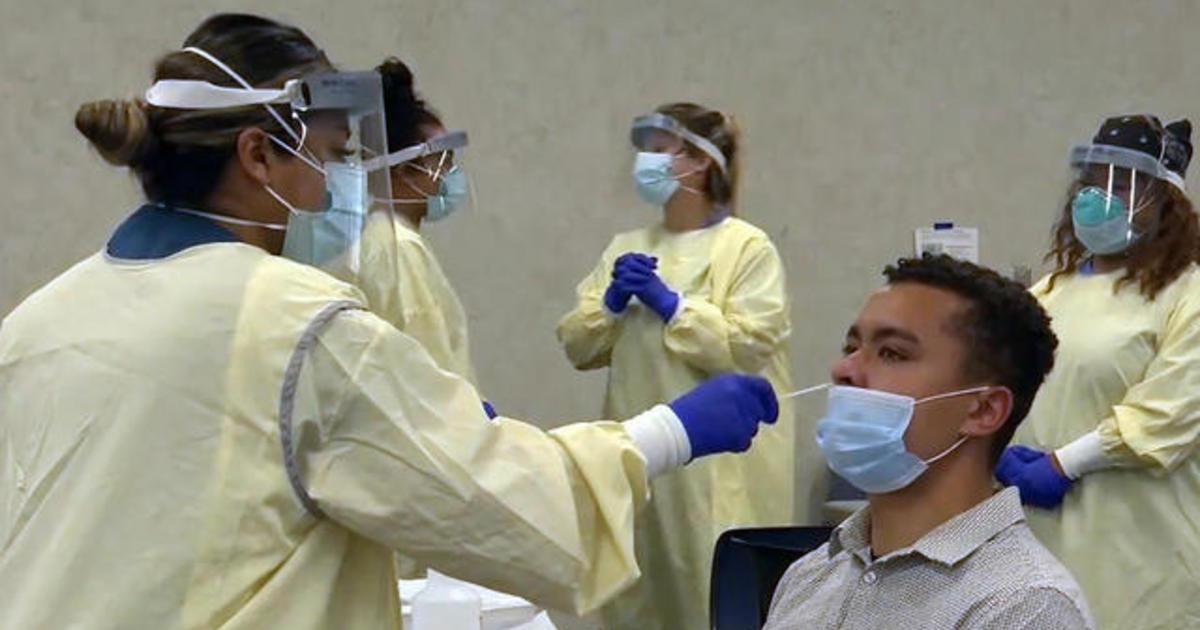 States struggle as coronavirus cases spike