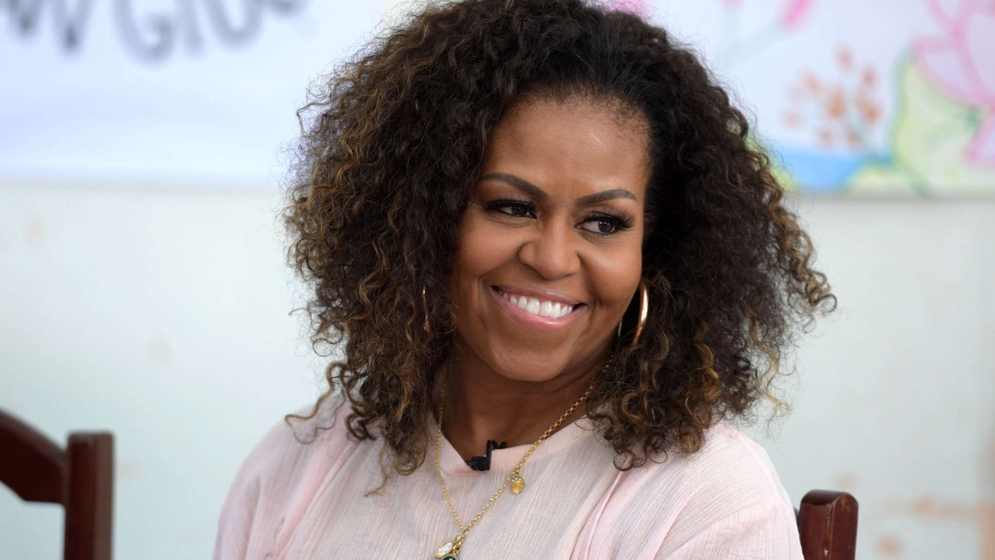 Michelle Obama Launches New Podcast On Spotify