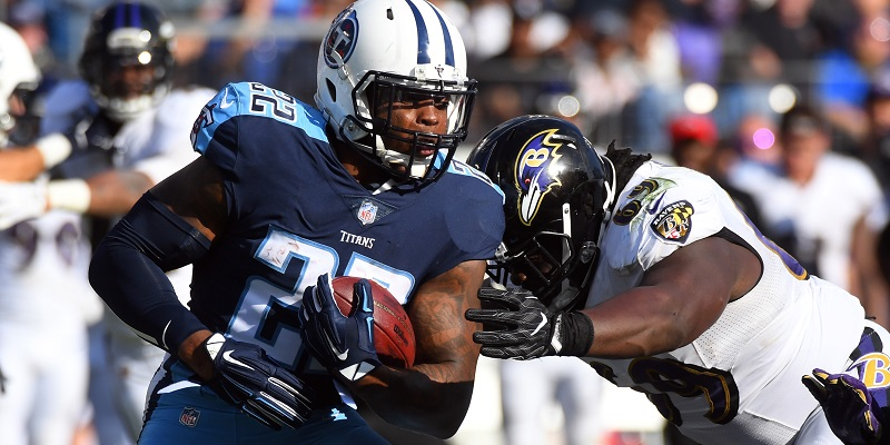 Titans RB Henry signs $50M deal