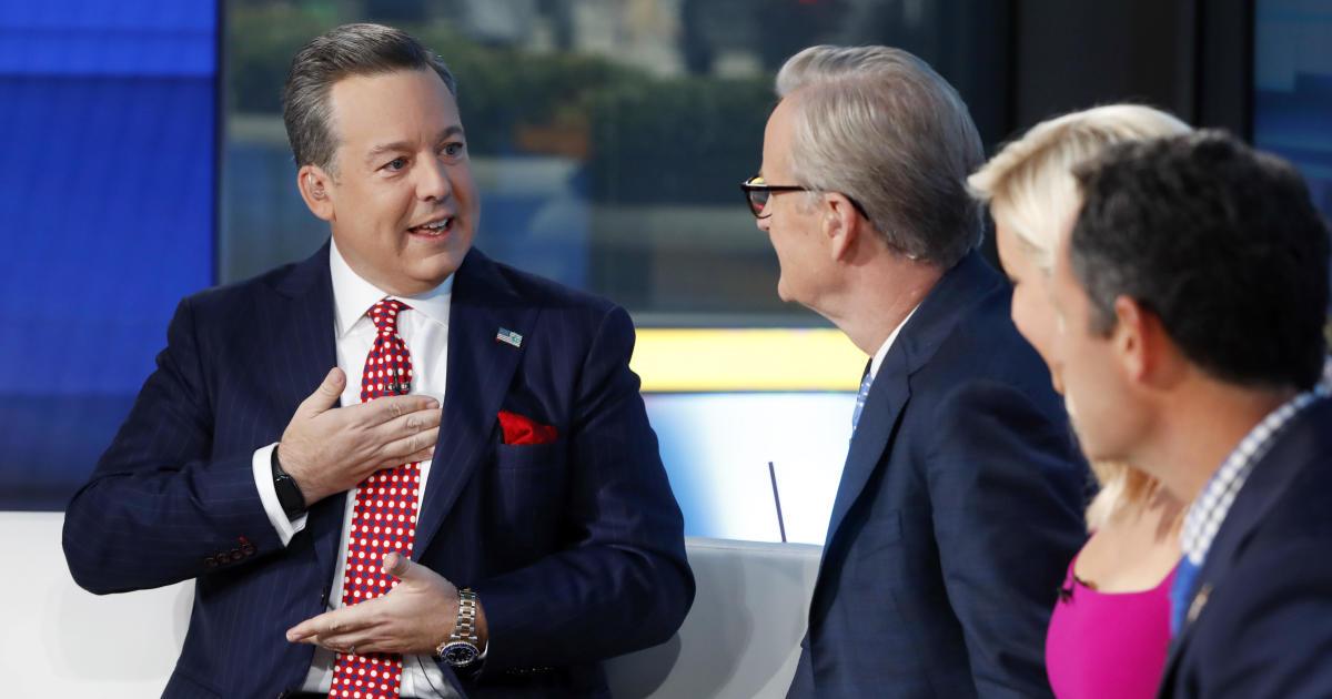 Former Fox News host Ed Henry accused of rape in lawsuit