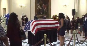 Nation to bid farewell to civil rights icon John Lewis at funeral