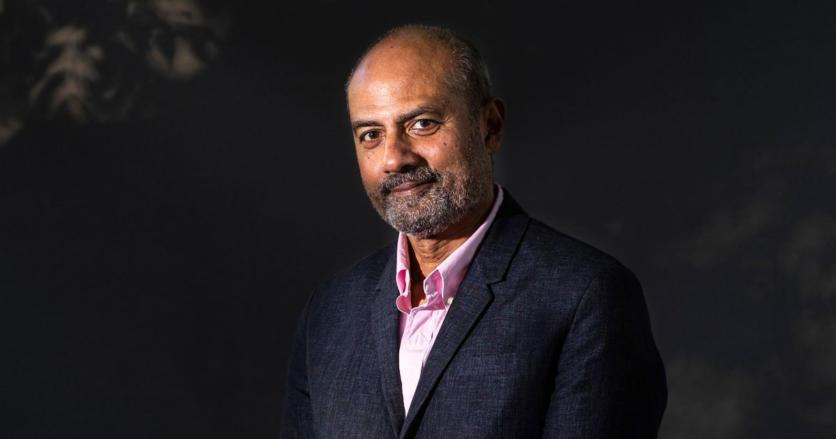 BBC newsreader George Alagiah adopted a posh accent to deter racist bullies