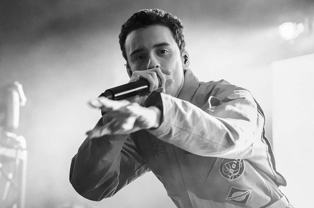 Rapper Logic Says Today That He's Retiring From The Rap Game At 30 – He Just Had A Baby