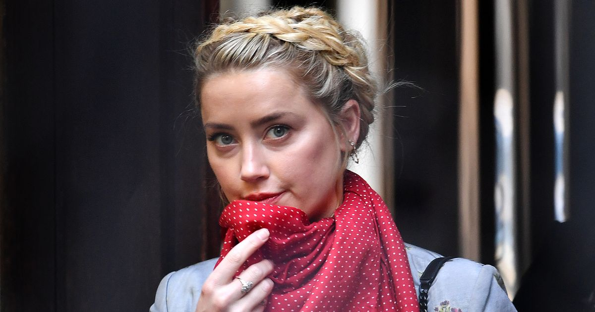 Amber Heard seen on CCTV with James Franco as she denies cheating with Elon Musk