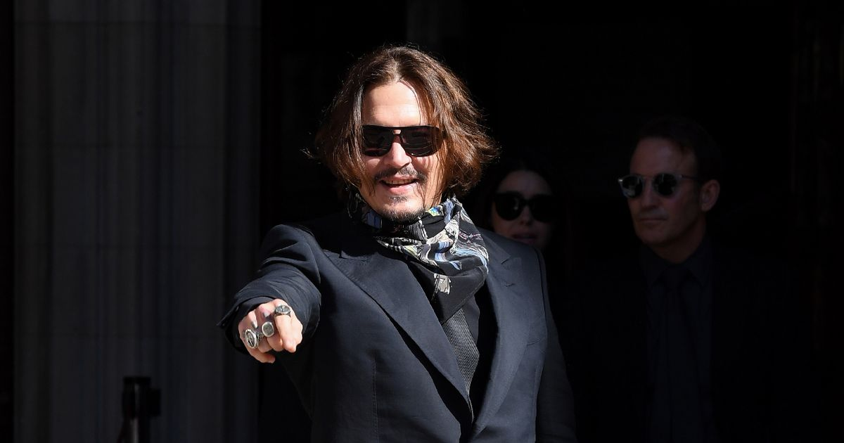 Johnny Depp's cruel names for A-list actors he accused Amber of cheating with