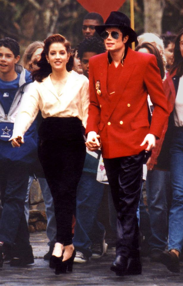 Michael Jackson and Lisa Marie Presley shocked the world by tying the knot in 1995