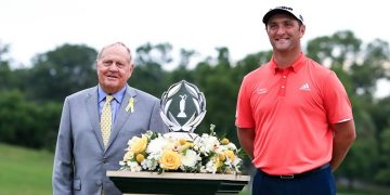 Jon Rahm ascends to No. 1 with Memorial victory