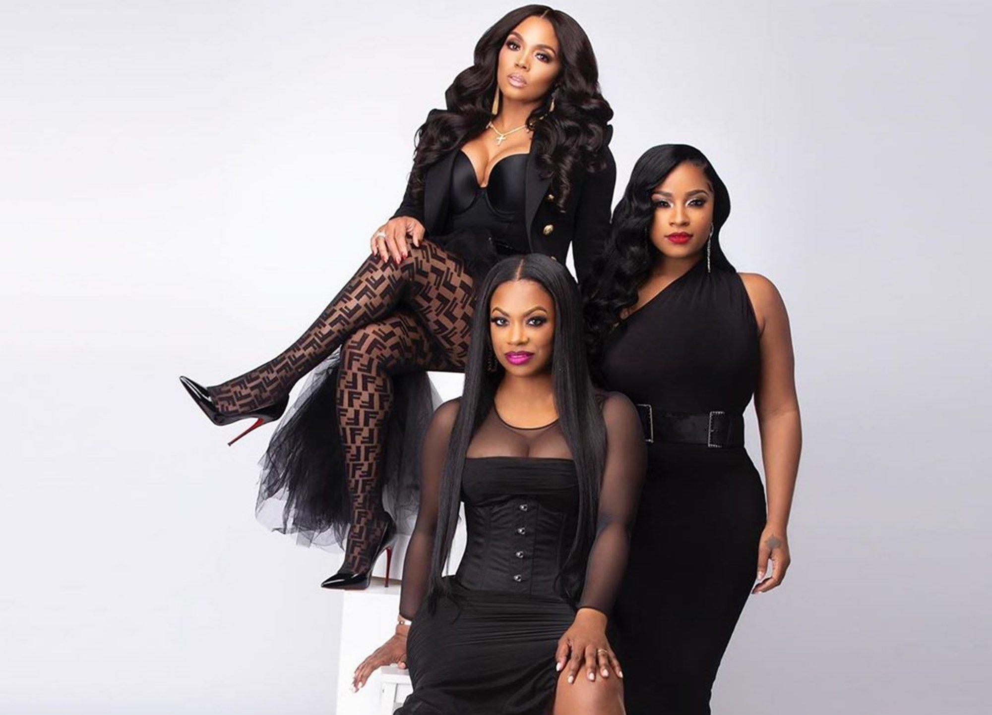 Kandi Burruss Teams Up With Toya Johnson And Rasheeda Frost To Redefine The Term Boss Ladies