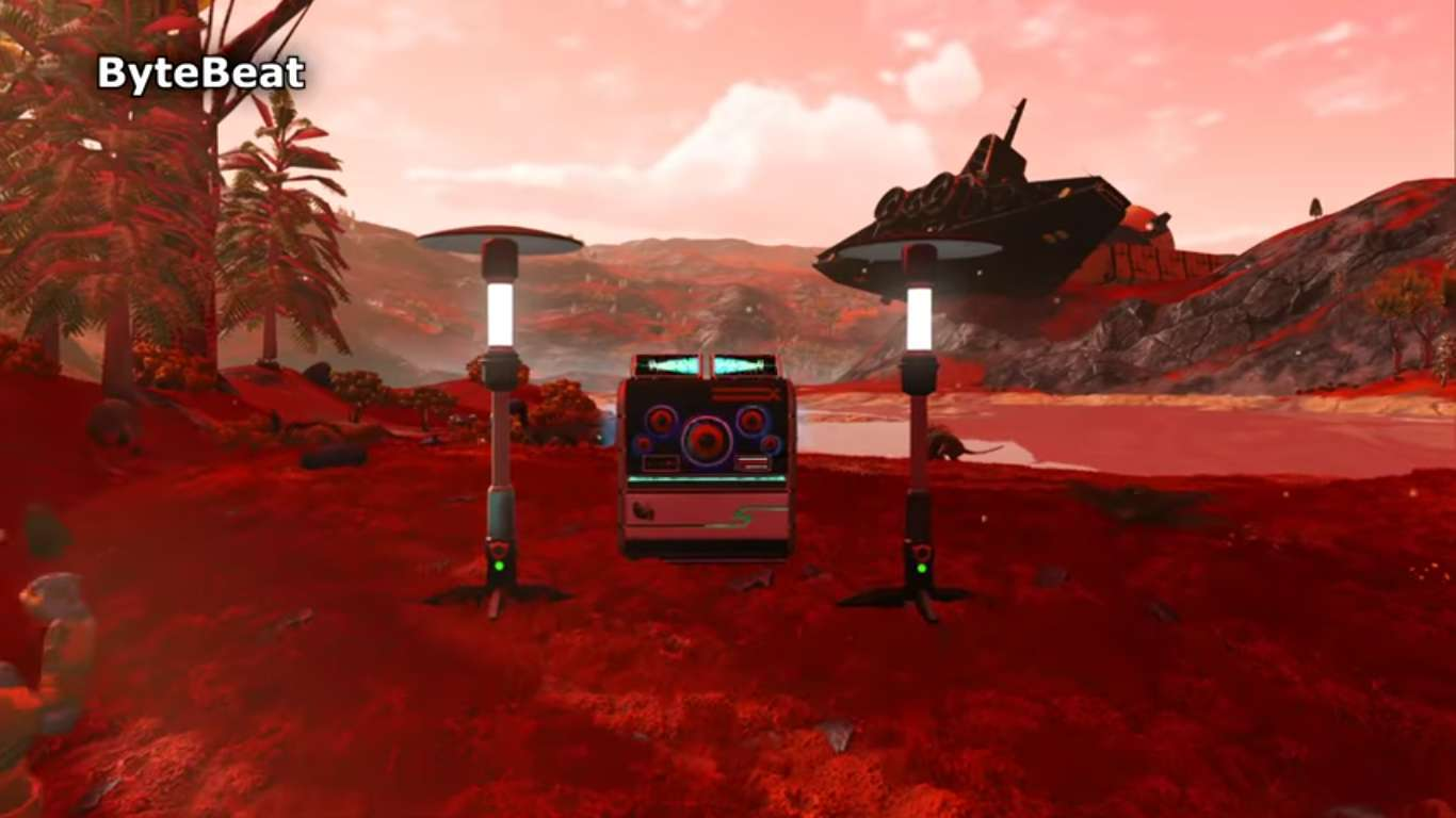 No Man's Sky's Desolation Update Is Out Now And Features A Darker Experience
