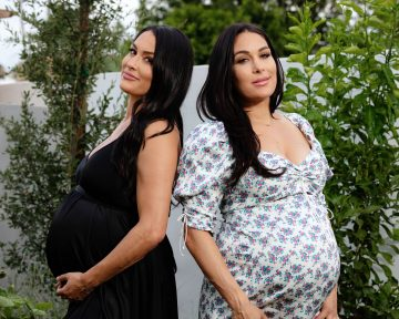 Nikki And Brie Bella Talk Getting Back Into Shape After Giving Birth, Managing Expectations And More On Their Podcast