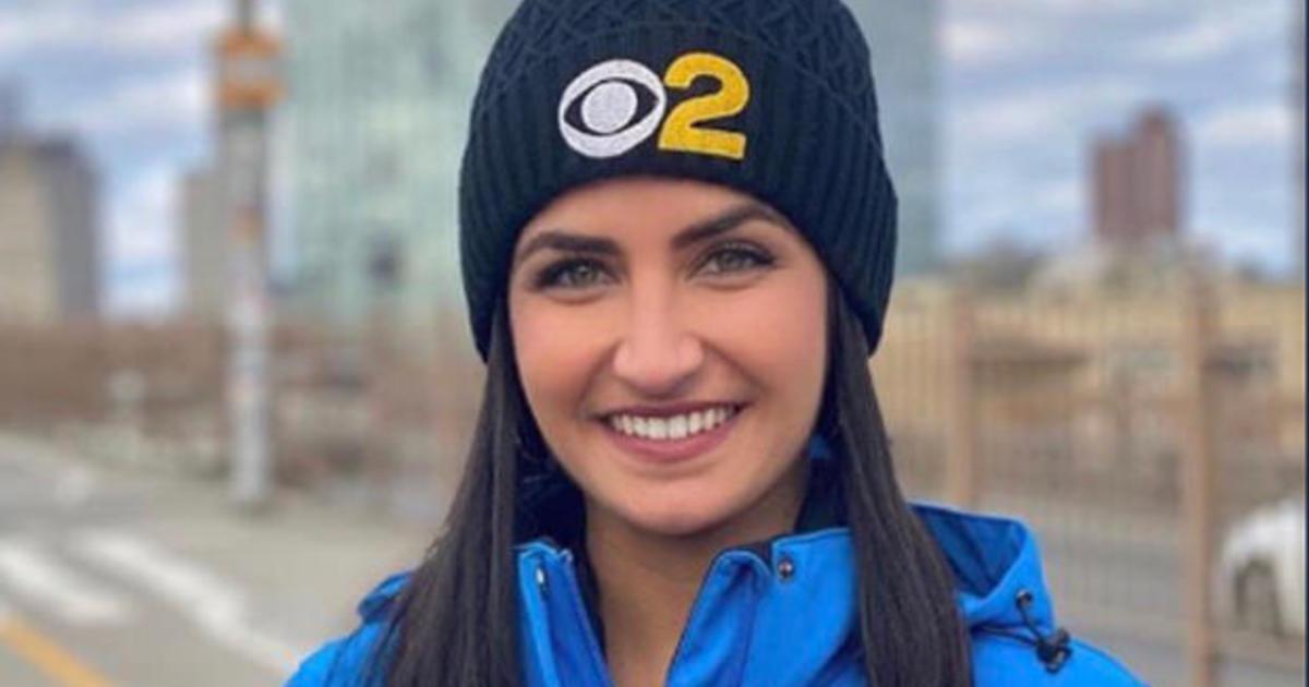 CBS New York reporter dies after moped crash