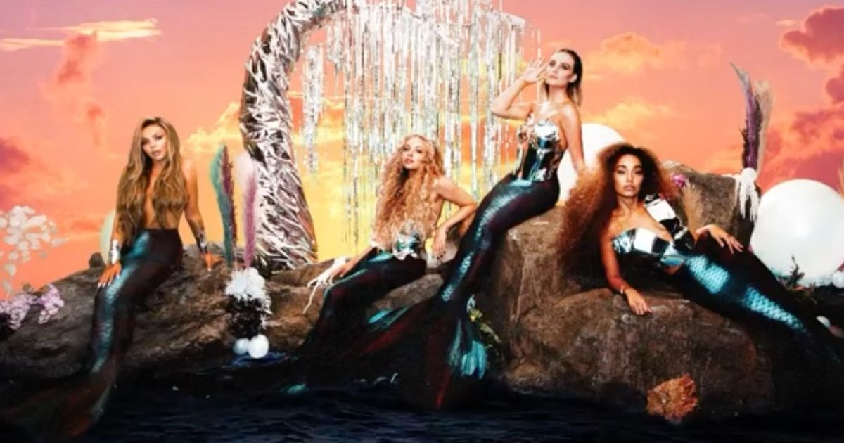 Little Mix fans in meltdown as they dub sexy mermaid look 'hottest thing ever'