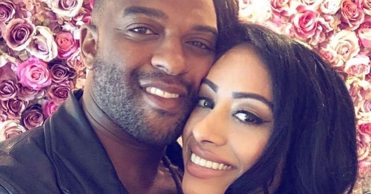 JLS star Oritse Williams goes public with 'genuine' singer Kazz Kumar romance