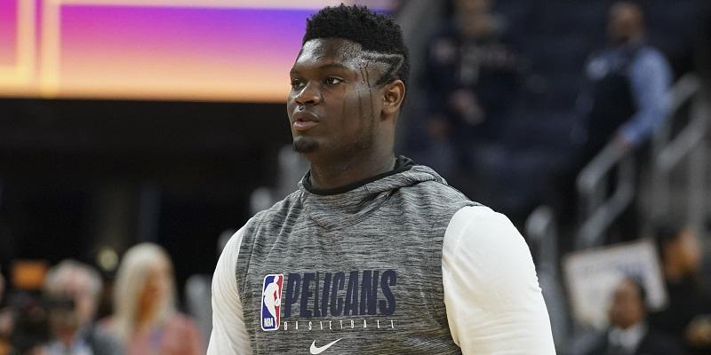 Zion exits NBA bubble to address urgent family matter