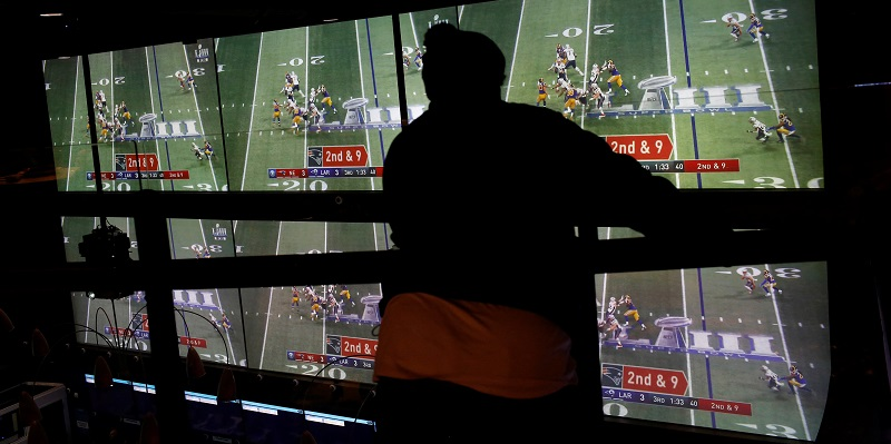 Some sportsbooks could remove football odds