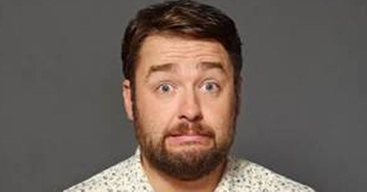 Jason Manford details UFO sighting over his house which spooked his family