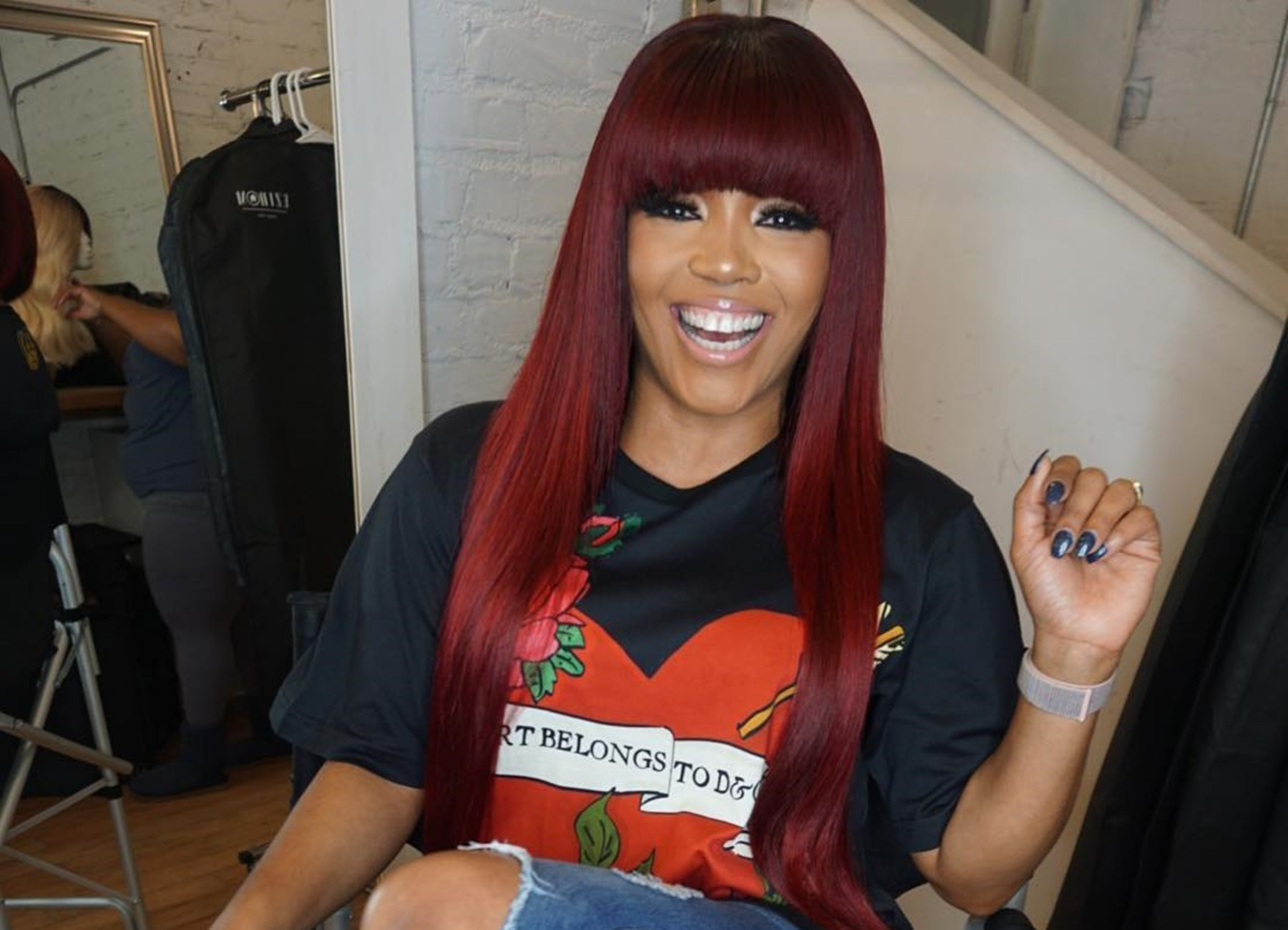 Rasheeda Frost Switches Up Her Look And Fans Are Here For It – Check Out Her Outfits And Hairdos