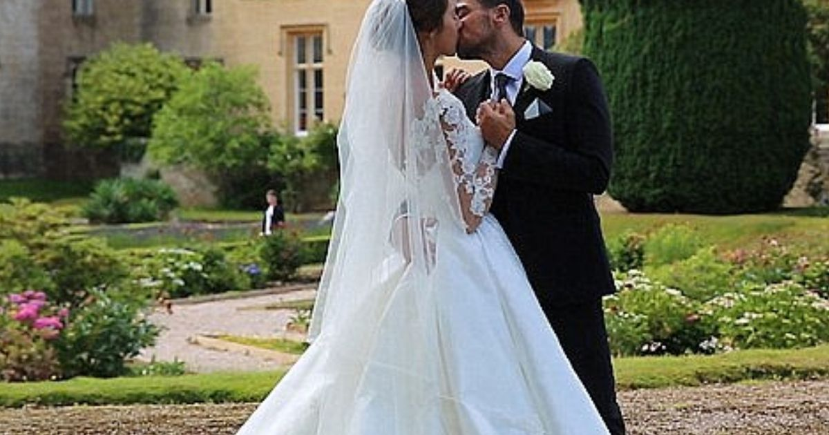 Peter Andre's wedding mansion goes on sale for an eye-watering £8million