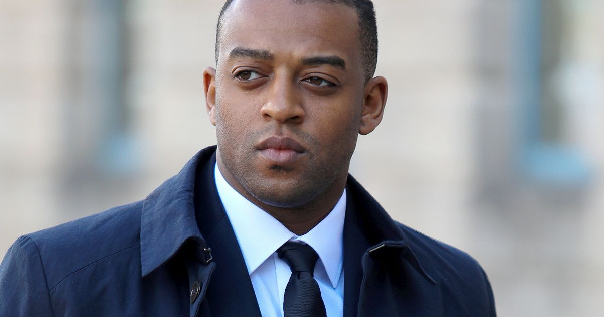Oritse Williams' fire-ravaged mansion remains derelict year after it burned down