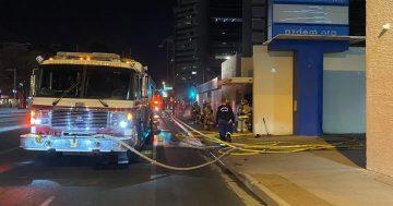 Arson suspected in fire at Arizona Democratic Party headquarters