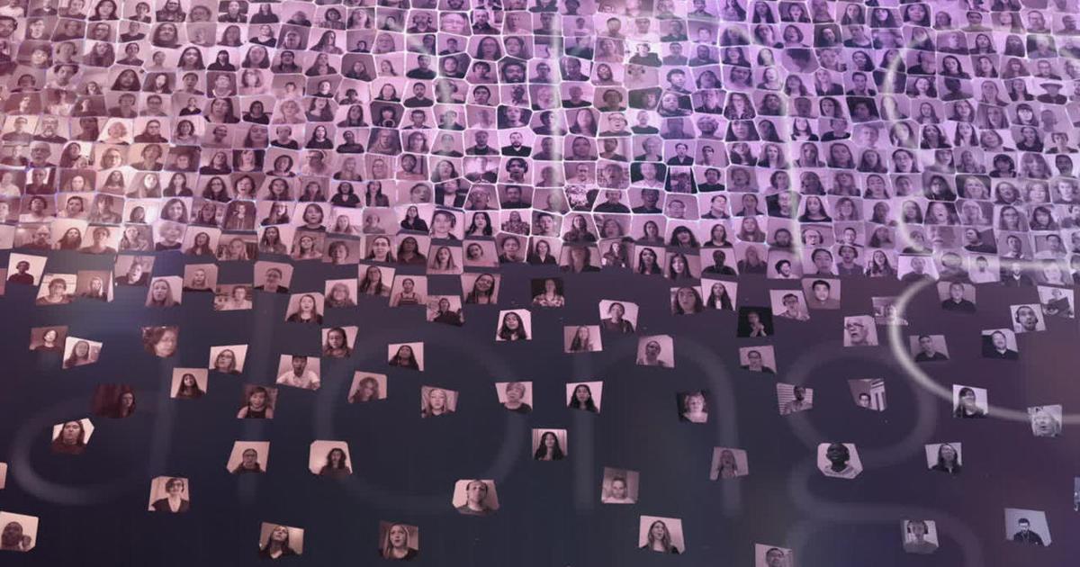 Creating a virtual choir with 17,572 singers