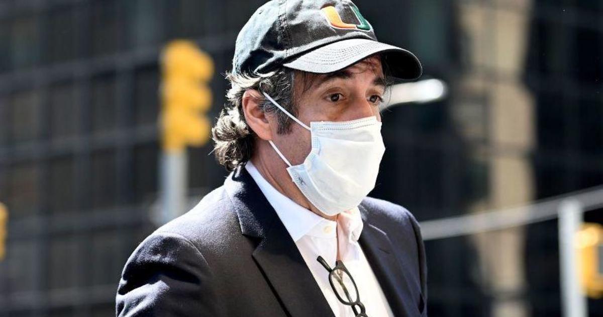 Michael Cohen sues AG Barr over his re-imprisonment