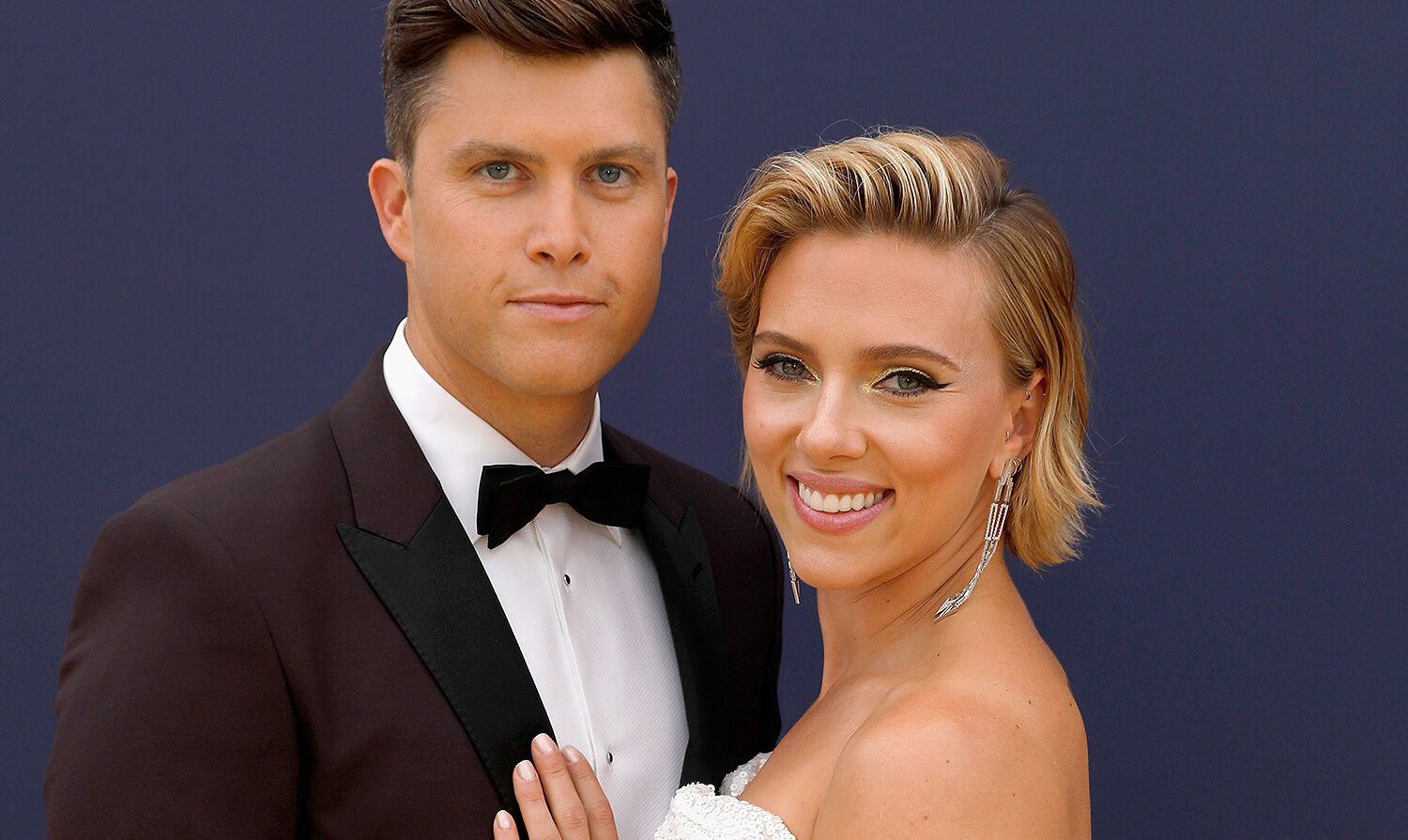 Colin Jost And Scarlett Johansson: Is He Jealous Of Her On-Screen Romances? – Says He Wants Her To Do Only 'Voice Work!'