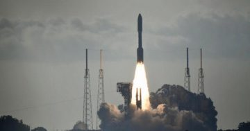 Watch: NASA launches Perseverance rover to Mars