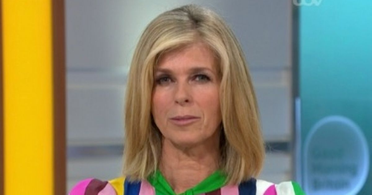 Kate Garraway's had a 'nightmare year' but now has some 'normality' back