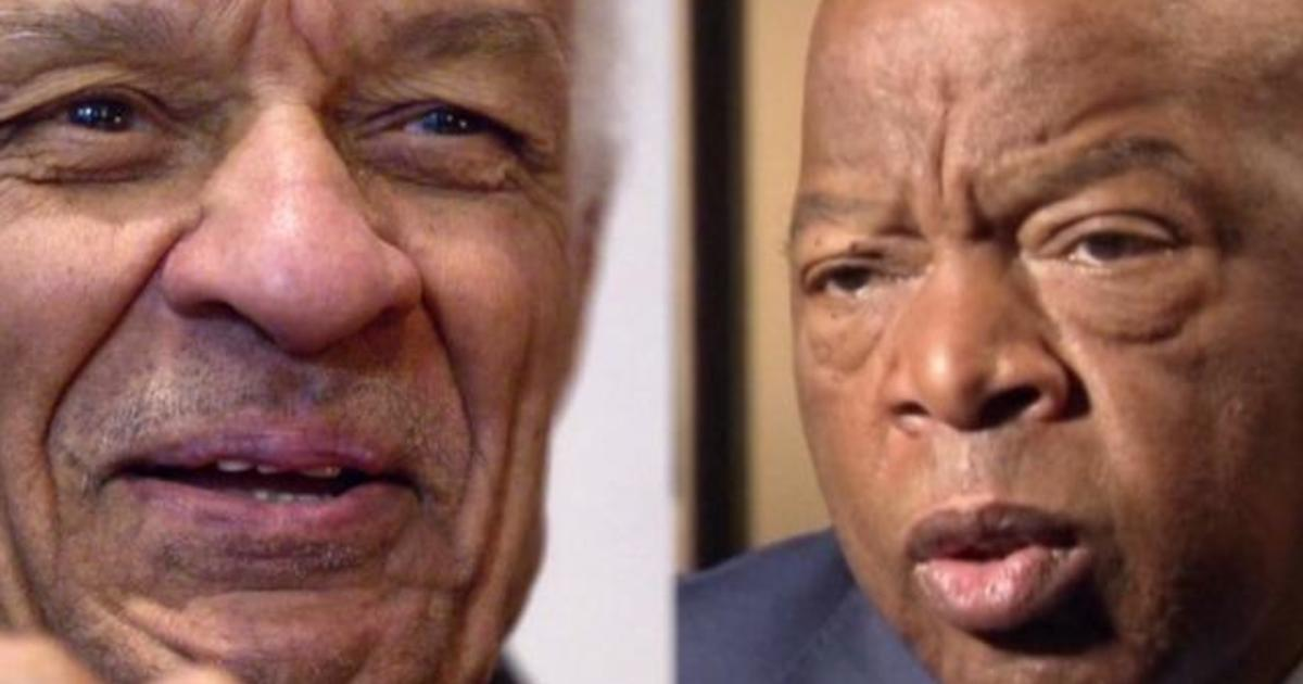 Remembering civil rights icons C.T. Vivian and John Lewis