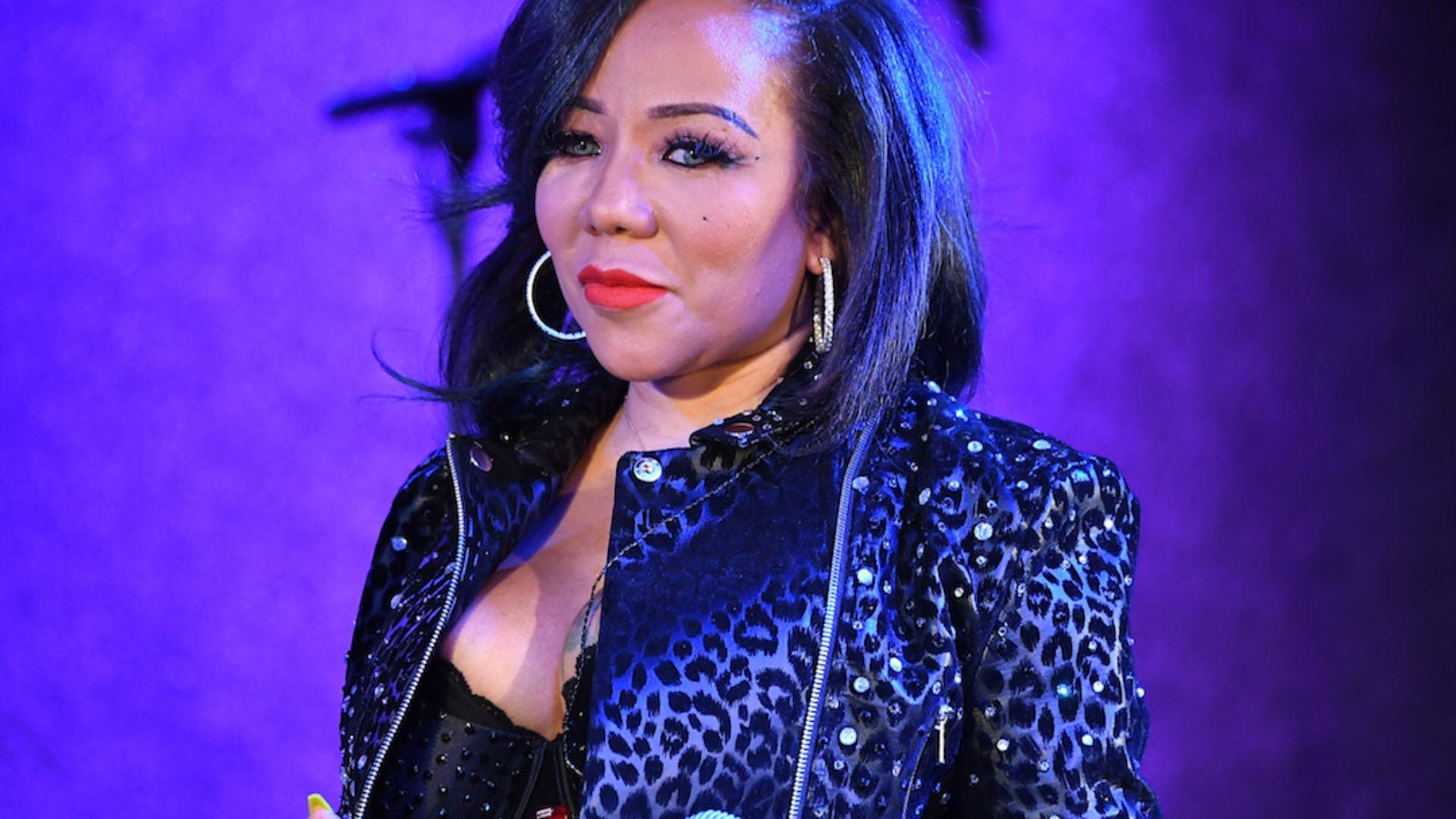 Tiny Harris Is Grateful To Tami Roman For Her Birthday Gift – See The Video