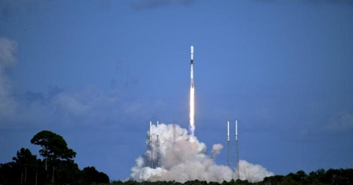 SpaceX launches South Korean military satellite