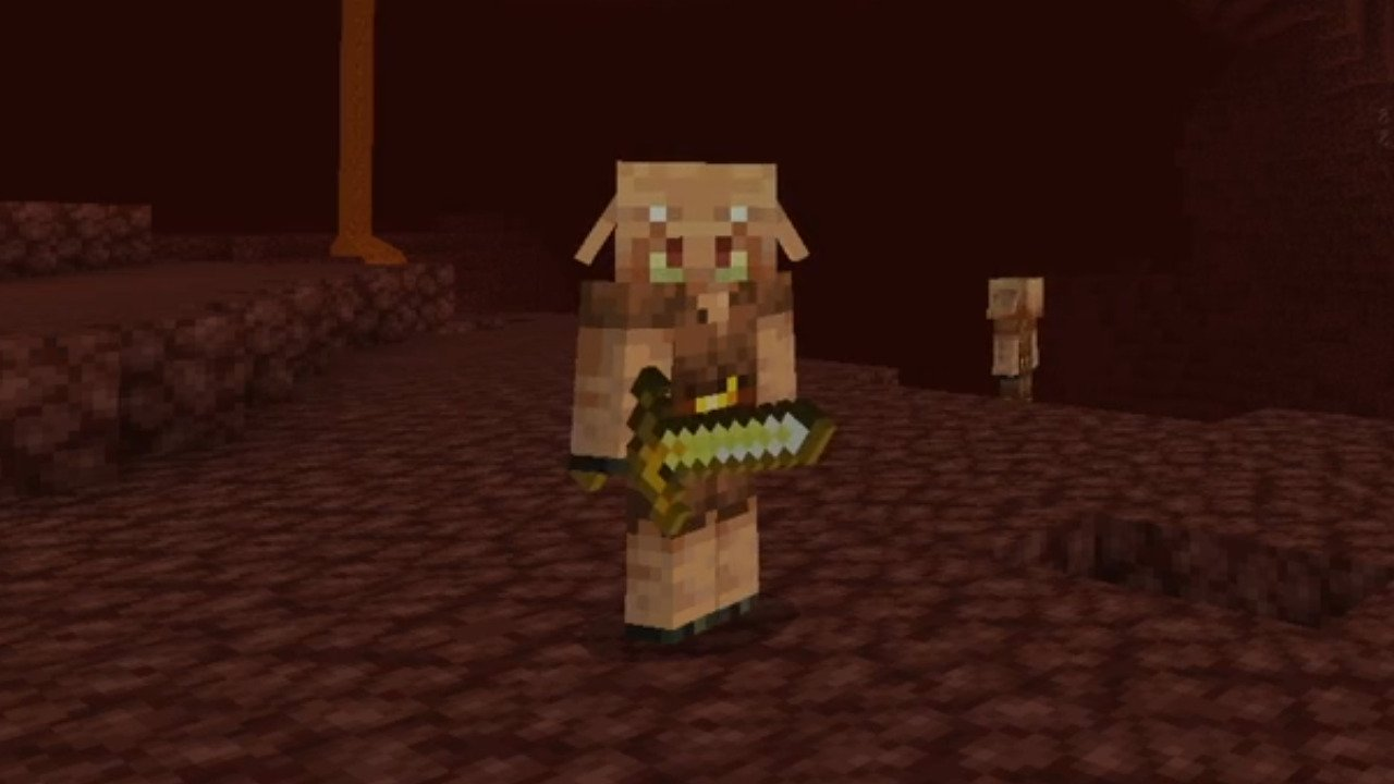 Minecraft Snapshot 20w30a Makes It Much Harder To Get Piglin Loot From Bastion Chests