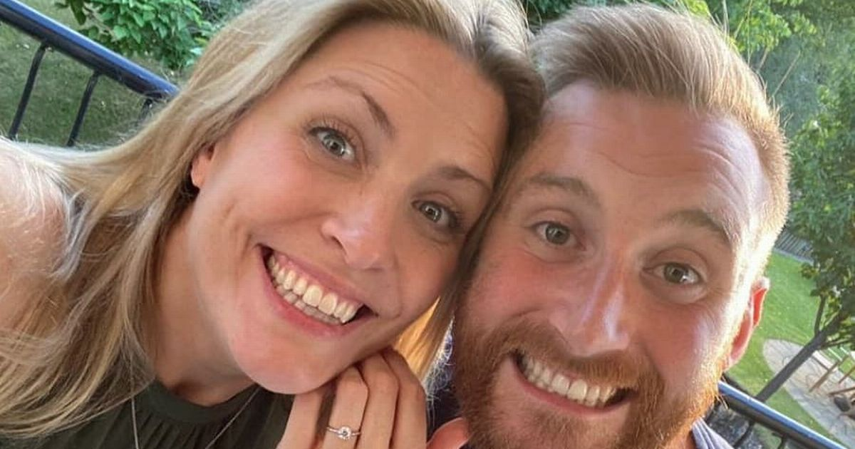 Radio X's Toby Tarrant and Pippa Taylor announce engagement after three years