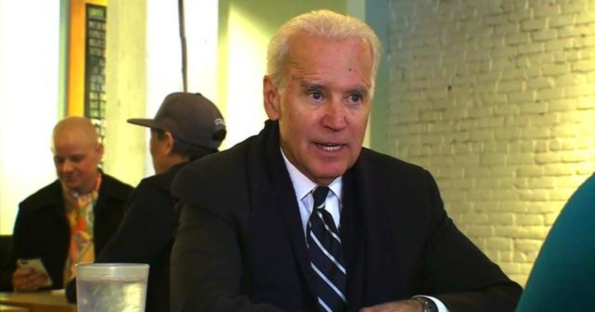 "Biden: Obamacare off to a ""hell of a start"""