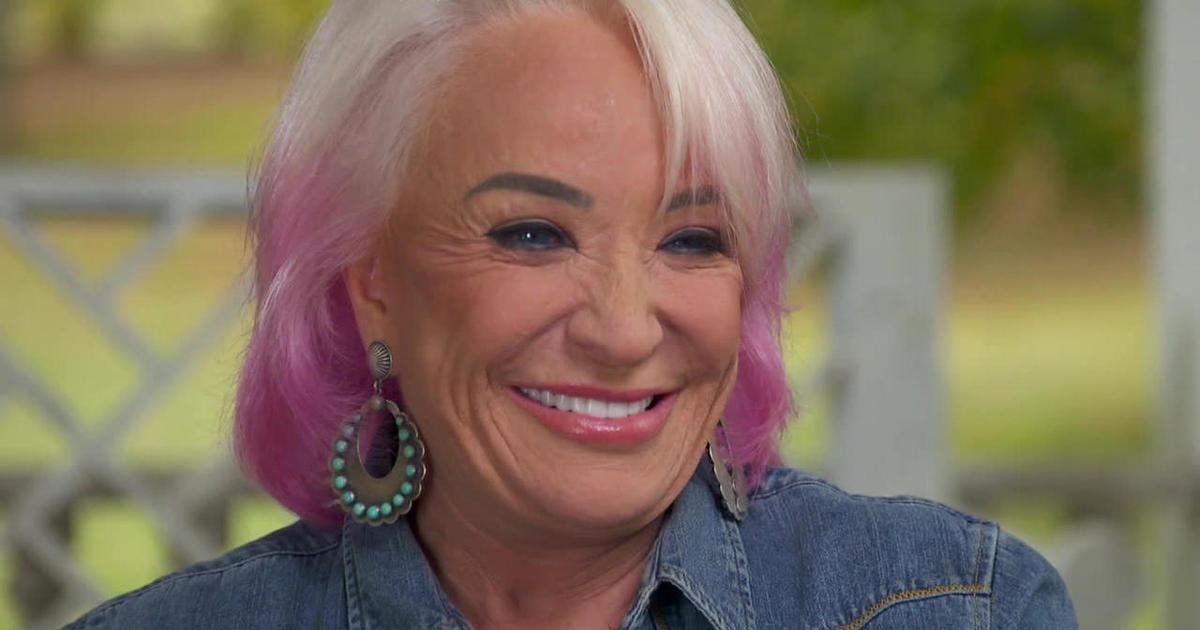 Tanya Tucker, still out to change the world