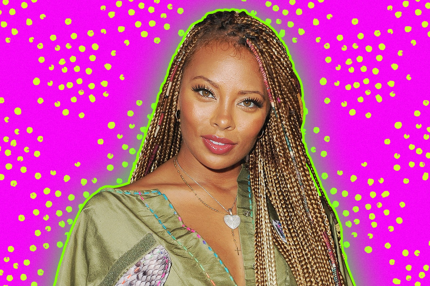 Eva Marcille's Fans Adore Her Morning Look – See The Video