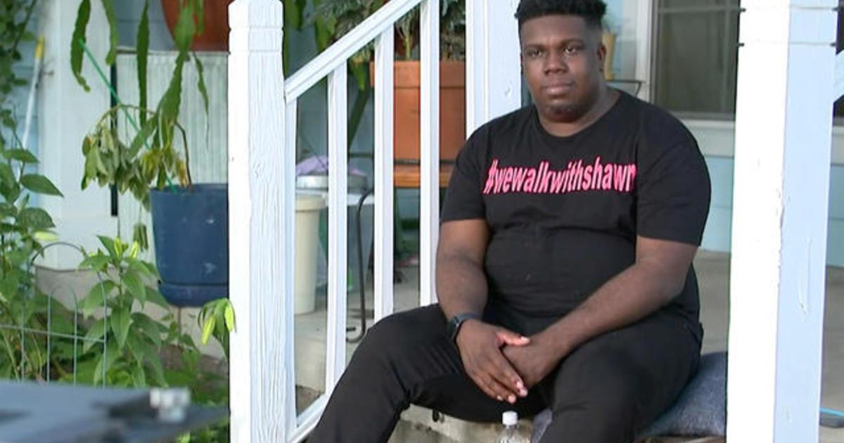 Black man afraid to walk in his neighborhood starts movement