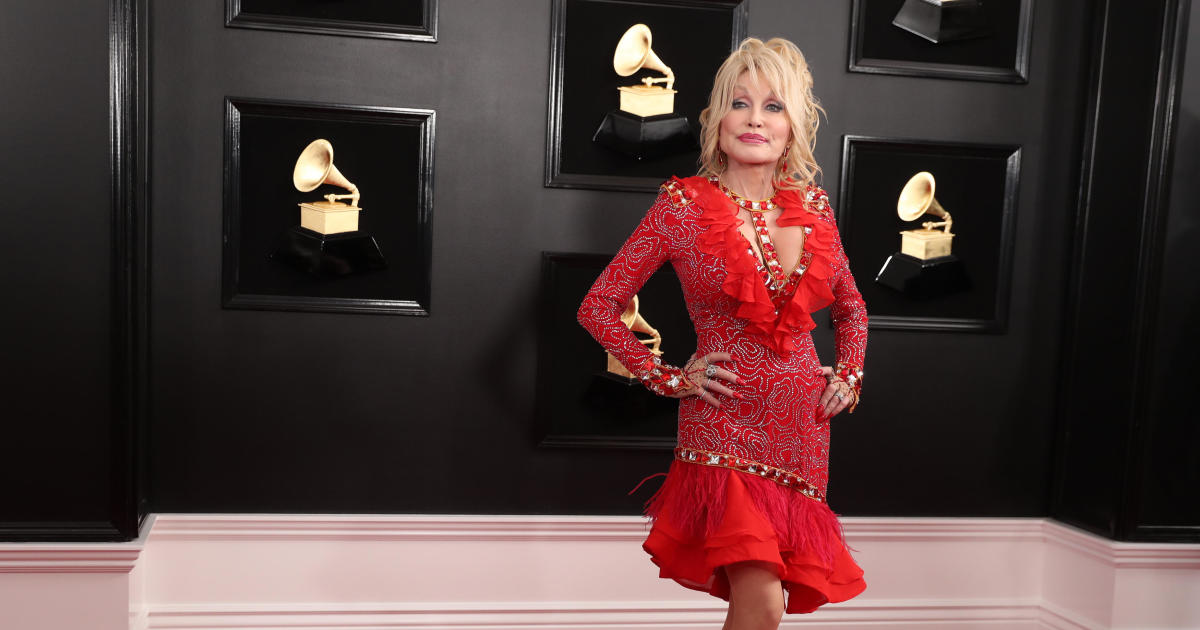 """Dolly Parton says """"Of course Black lives matter"""""""