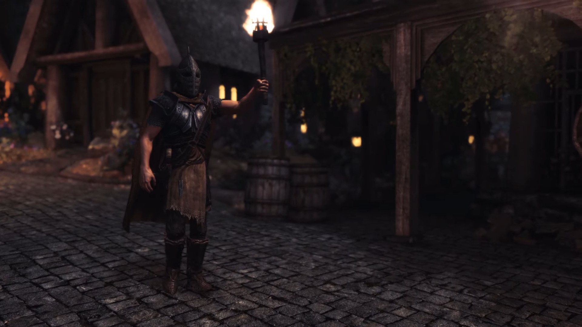 Elder Scrolls 5 Skyrim Special Edition Weekly Mod Showcase 8/1 Features New Animations And A Revamped Whiterun