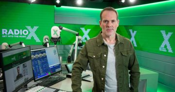 Chris Moyles brands Radio X listener 'an a***' for criticising use of face masks