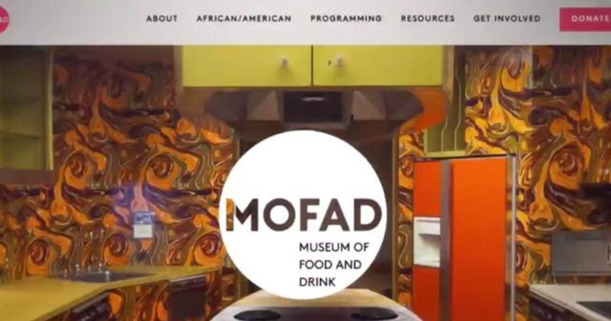 Museum of Food and Drink takes culinary education online