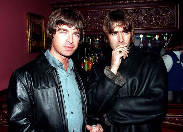 Oasis were apparently way more serious about the beef than Blur were