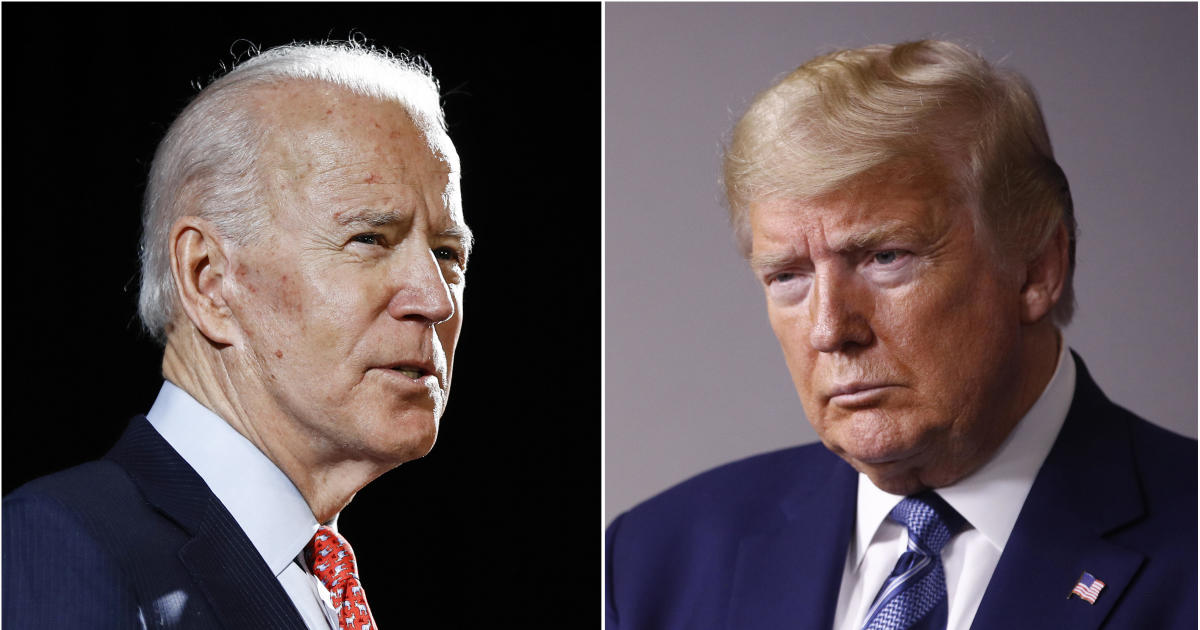 Biden has edge in North Carolina, race is tight in Georgia – CBS poll