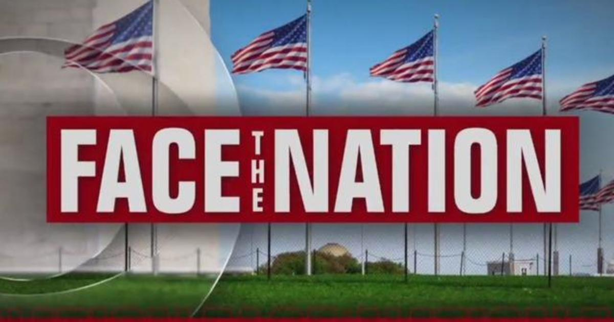 """Open: This is """"Face the Nation,"""" August 16"""