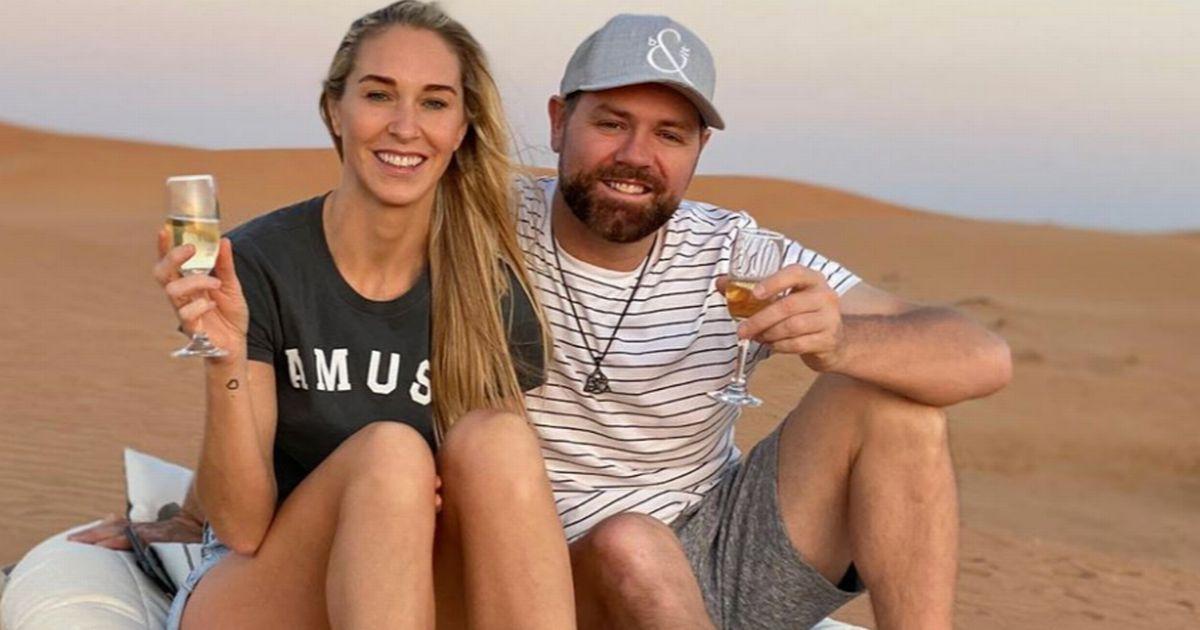 Brian McFadden and fiancée Danielle Parkinson open up on tragic miscarriage