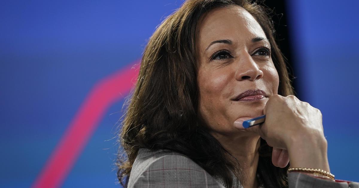Trump campaign adviser floats false theory about Harris' eligibility